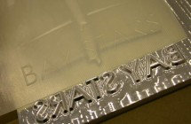 Combination Foil & Embossing Blocks