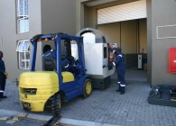 Taking Delivery of Sven (Haas DT-1)
